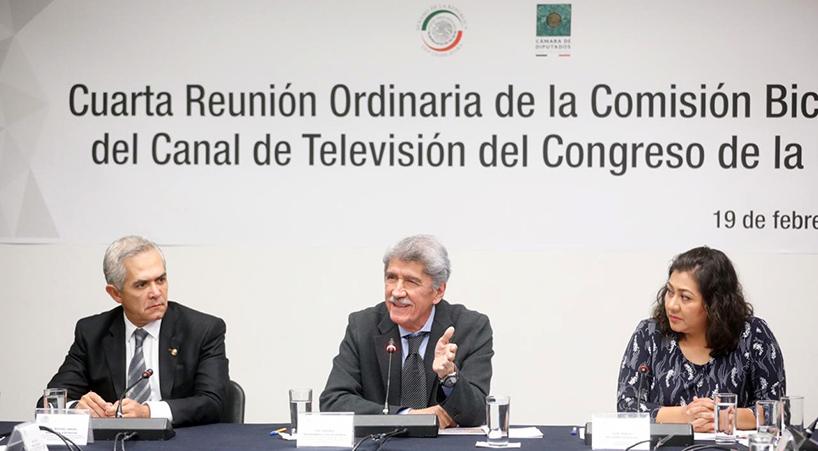 Diputado+Rafael+Hern%C3%A1ndez+Villalpando+asume+presidencia+de+la+Comisi%C3%B3n+Bicameral+del+Canal+del+Congreso++