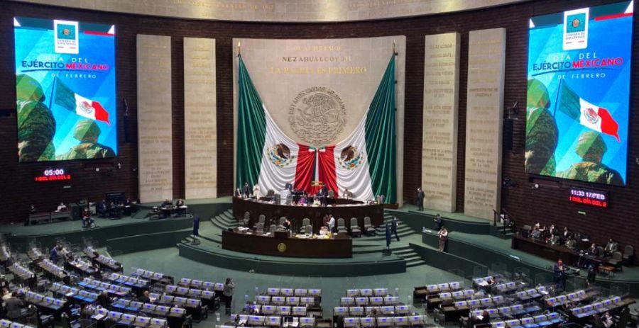 Conmemoran+D%C3%ADa+del+Ej%C3%A9rcito+Mexicano+en+el+Pleno+de+la+C%C3%A1mara+de+Diputados+