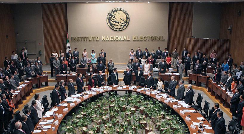 Eligen+diputados+a+tres+consejeros+del+Consejo+General+del+INE++