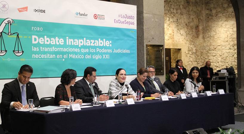 Inaplazable+el+debate+en+torno+al+Poder+Judicial+en+el+M%C3%A9xico+del+siglo+XXI+