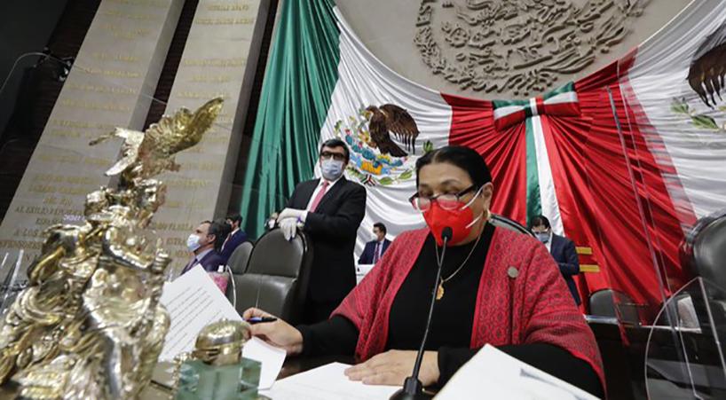 Presidenta+de+C%C3%A1mara+de+Diputados+hace+balance+al+clausurar+Periodo+Ordinario