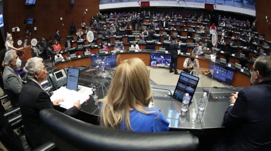 Presidenta+del+Senado+cita+a+primera+sesi%C3%B3n+ordinaria+de+la+LXV+Legislatura+