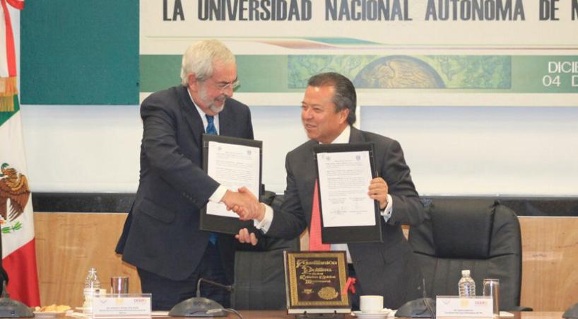 Firman+diputados+convenio+de+colaboraci%C3%B3n+con+la+UNAM