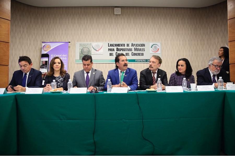 Noticias del congreso presenta el canal del congreso su for Blanca lilia romero cenipalma
