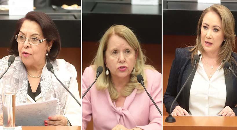Comparecen+ante+Comisi%C3%B3n%2C+aspirantes+a+Ministra+de+la+SCJN+