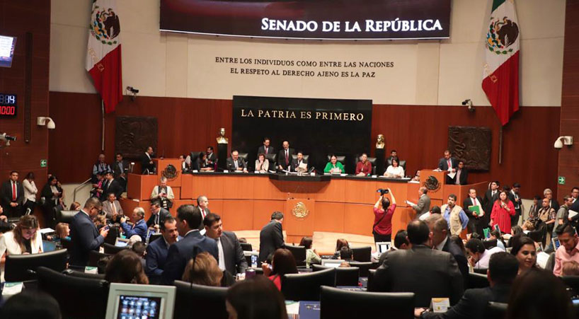 Avalan+leyes+secundarias+de+la+Guardia+Nacional+y+las+turnan+a+la+C%C3%A1mara+de+Diputados+