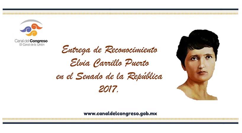 Sesi%C3%B3n+Solemne+para+entrega+de+reconocimiento+Elvia+Carrillo+Puerto