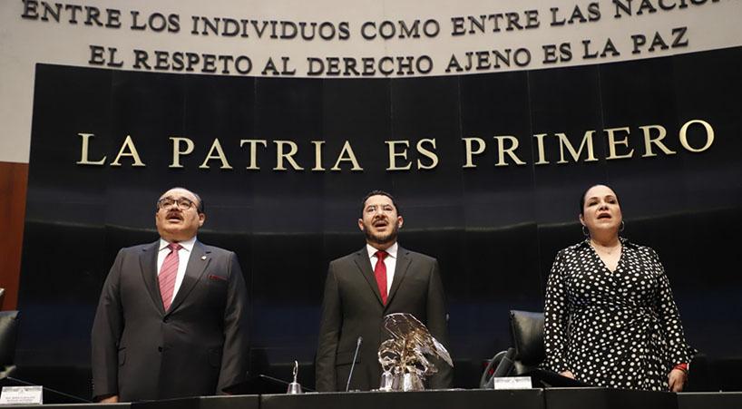 Senado+declara+inaugurado+Segundo+Periodo+Ordinario+de+Sesiones+