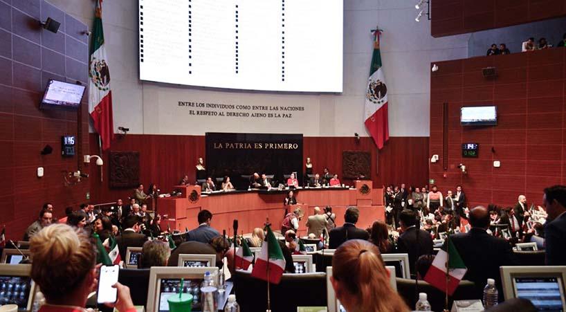 Grupos+parlamentarios+en+el+Senado+presentan+agendas+legislativas