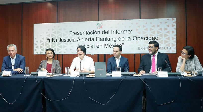 Reprueban+a+los+Poderes+Judiciales+del+pa%C3%ADs+en+materia+de+transparencia+
