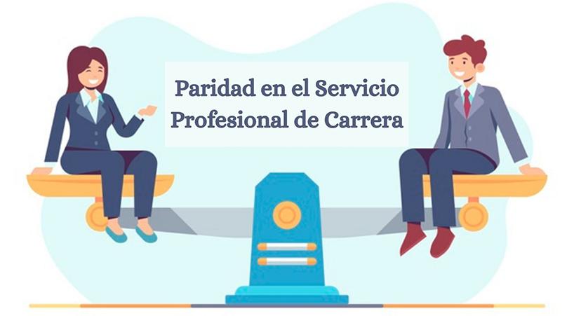 Incorporan+el+principio+de+paridad+en+el+Servicio+Profesional+de+Carrera