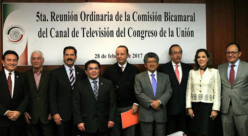 Destaca+Comisi%C3%B3n+Bicamaral+logros+alcanzados+para+fortalecer+al+Canal+del+Congreso