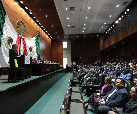 Destaca+presidente+de+C%C3%A1mara+Baja+consensos+alcanzados+en+primer+a%C3%B1o+de+LXIII+Legislatura++