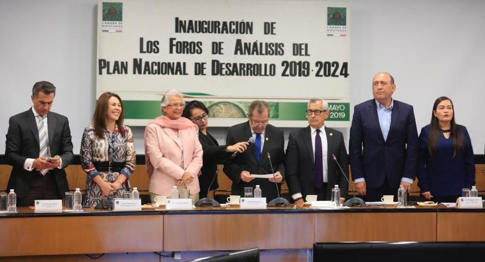 Inauguran+foros+para+analizar+y+discutir+el+Plan+Nacional+de+Desarrollo+2019-2024