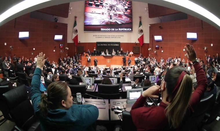 Alistan+Segundo+Periodo+Extraordinario+de+Sesiones+en+Senado+