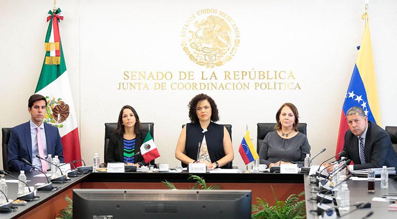 Analizan+en+el+Senado+la+situaci%C3%B3n+pol%C3%ADtica+de+Venezuela