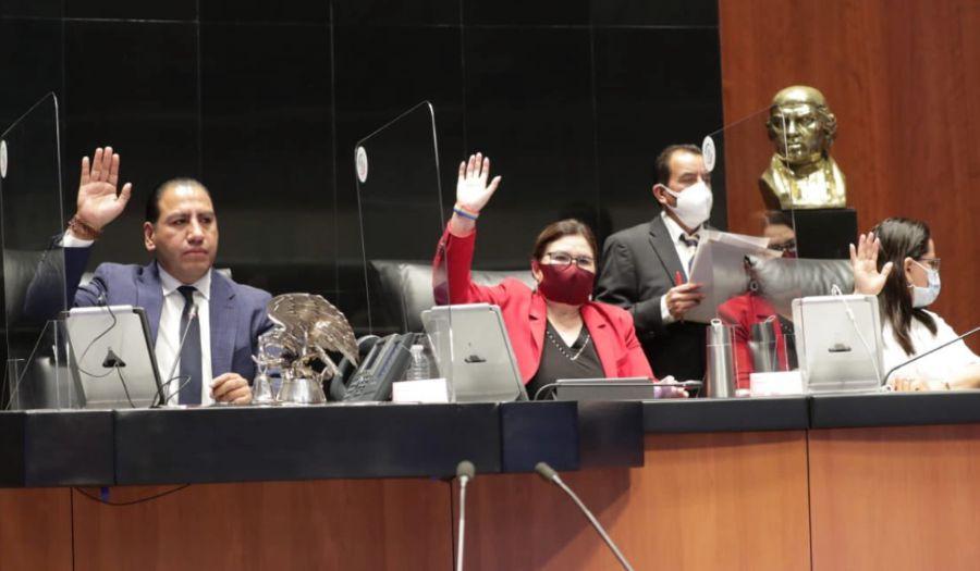 El+Pleno+del+Senado+ratifica+a+Carmen+de+la+Soledad+Moreno+Toscano+como+subsecretaria+de+Relaciones+Exteriores