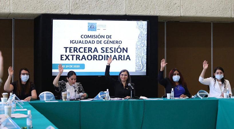 Comisi%C3%B3n+de+diputados+avala+reformas+a+86+ordenamientos+legales+en+materia+de+igualdad+de+g%C3%A9nero+