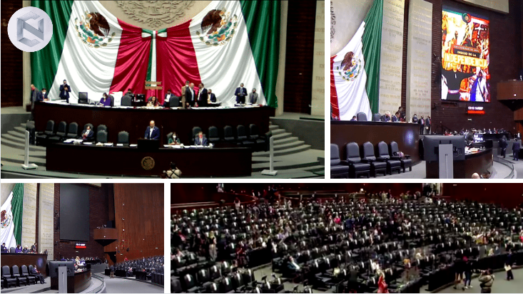 Inicia+an%C3%A1lisis+del+Tercer+Informe+de+Gobierno+en+la+C%C3%A1mara+de+Diputados+