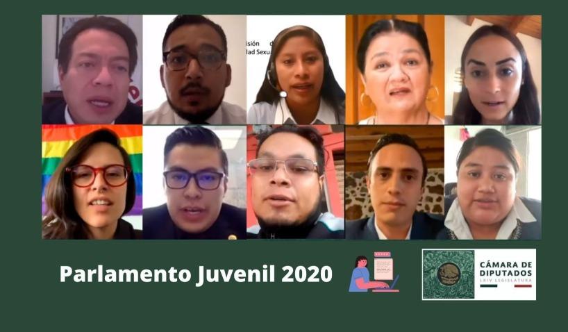 C%C3%A1mara+de+Diputados+inaugura+el+Parlamento+Juvenil+2020+