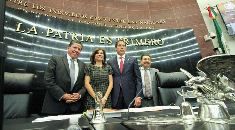 Blanca+Alcal%C3%A1%2C+nueva+Embajadora+de+M%C3%A9xico+en+Colombia