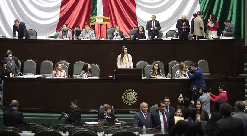 Diputados+conceden+licencia+a+Ana+Gabriela+Guevara+para+ocupar+titularidad+de+la+CONADE+