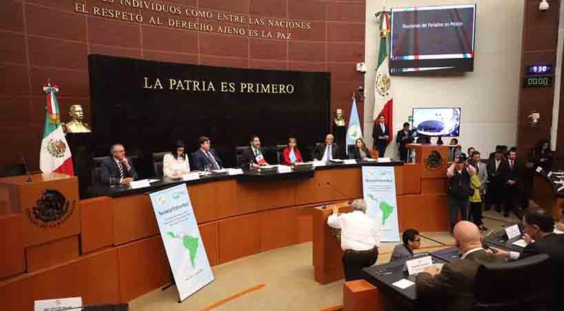 Senado+de+la+Rep%C3%BAblica+recibe+a+45+legisladores+del+Parlamento+Latinoamericano+