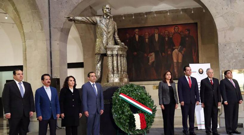 Conmemoran+el+104+Aniversario+Luctuoso+de+Belisario+Dom%C3%ADnguez