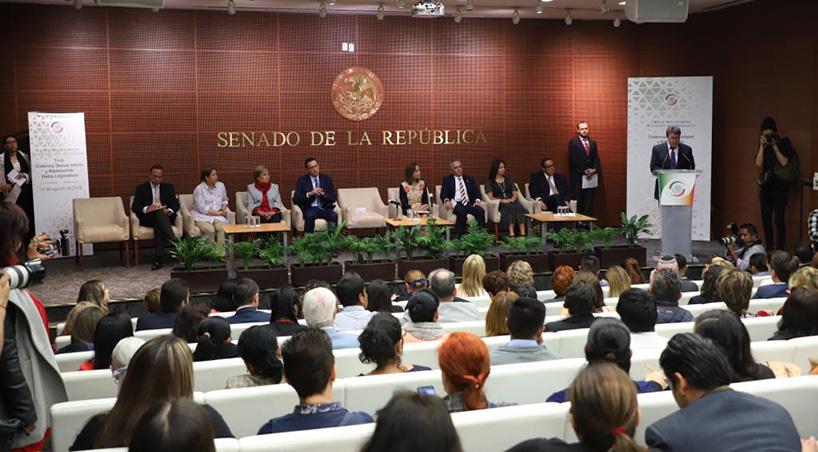 Inauguran+en+Senado%2C+foro+sobre+retos+legislativos+en+materia+de+violencia+sexual+infantil+