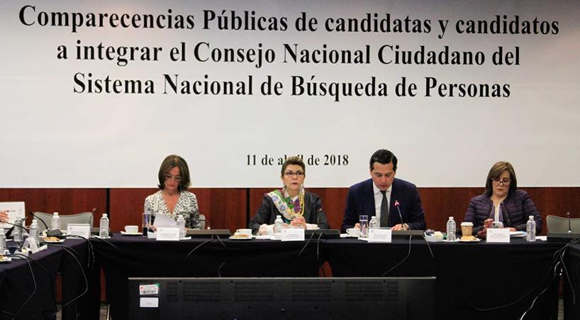 Comparecen+aspirantes+a+integrar+el+Consejo+Ciudadano+del+Sistema+Nacional+de+B%C3%BAsqueda+de+Personas+++