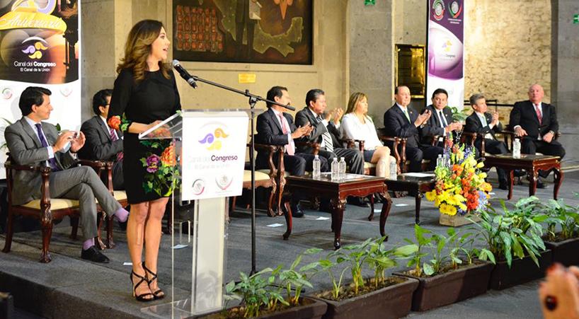 Noticias del congreso canal del congreso hace for Blanca lilia romero cenipalma