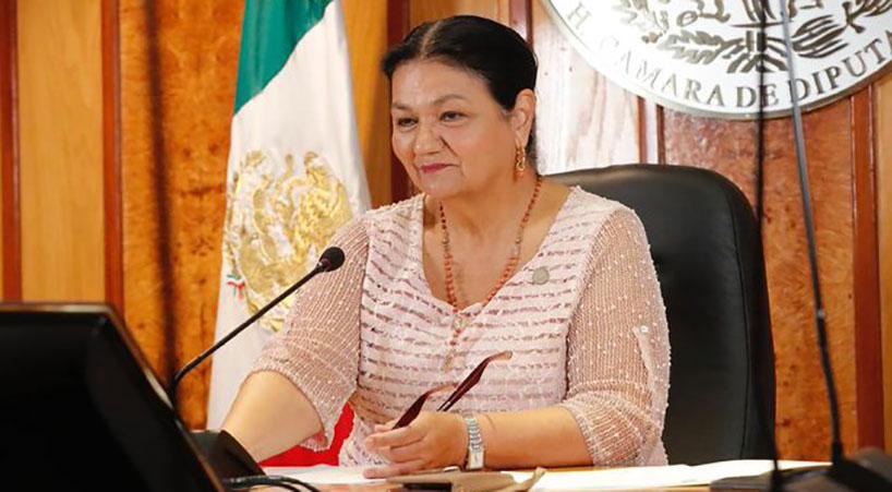 Presidenta+de+la+C%C3%A1mara+de+Diputados+destaca+papel+del+Poder+Legislativo+en+la+pol%C3%ADtica+exterior+de+Estado+