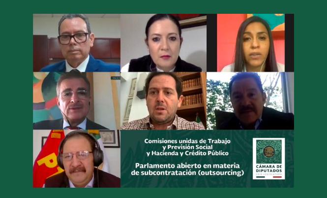 Diputados+realizan+Parlamento+Abierto+para+analizar+reforma+sobre+outsourcing+