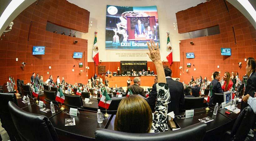 Asume+senadora+Ana+Lilia+Herrera+presidencia+de+la+Jucopo