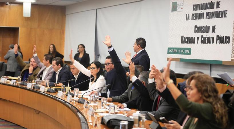 Comisi%C3%B3n+de+Hacienda+avalan+dictamen+de+la+Ley+de+Ingresos+2020