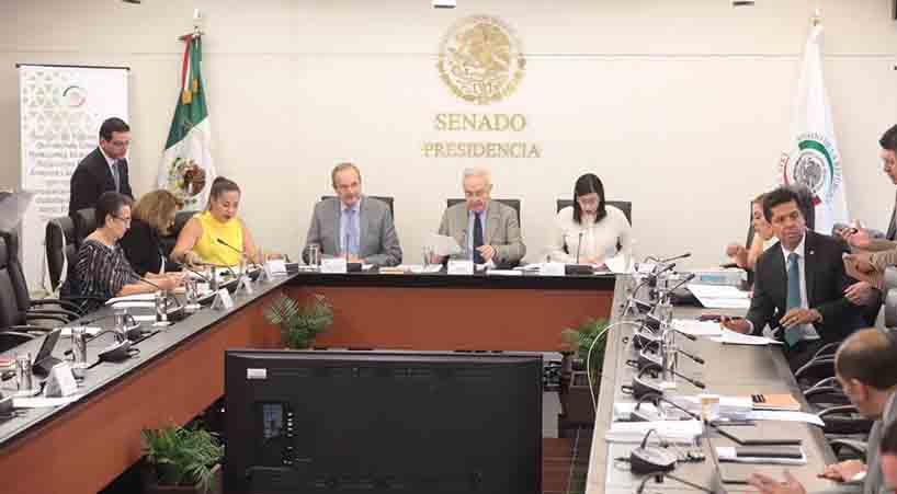 Comparecen+ante+Comisiones+Unidas+del+Senado%2C+las+y+los+designados+como+Embajadores+de+M%C3%A9xico+en+Am%C3%A9rica+Latina+