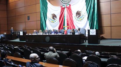 entrega de conclusiones y recomendaciones del análisis del Informe de Resultados de la Cuenta Pública 2014