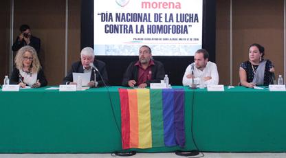 Foro: Día Nacional de lucha en contra de la Homofobia. Parte I